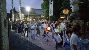 2018年 み魂祭り